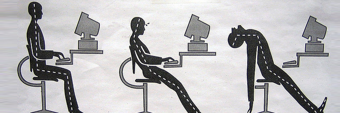 How To Be Damn Good At Sitting The Science Of Proper Posture