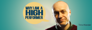 timo kiander high performer interview